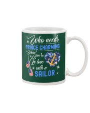 In Love With A Sailor Mug thumbnail