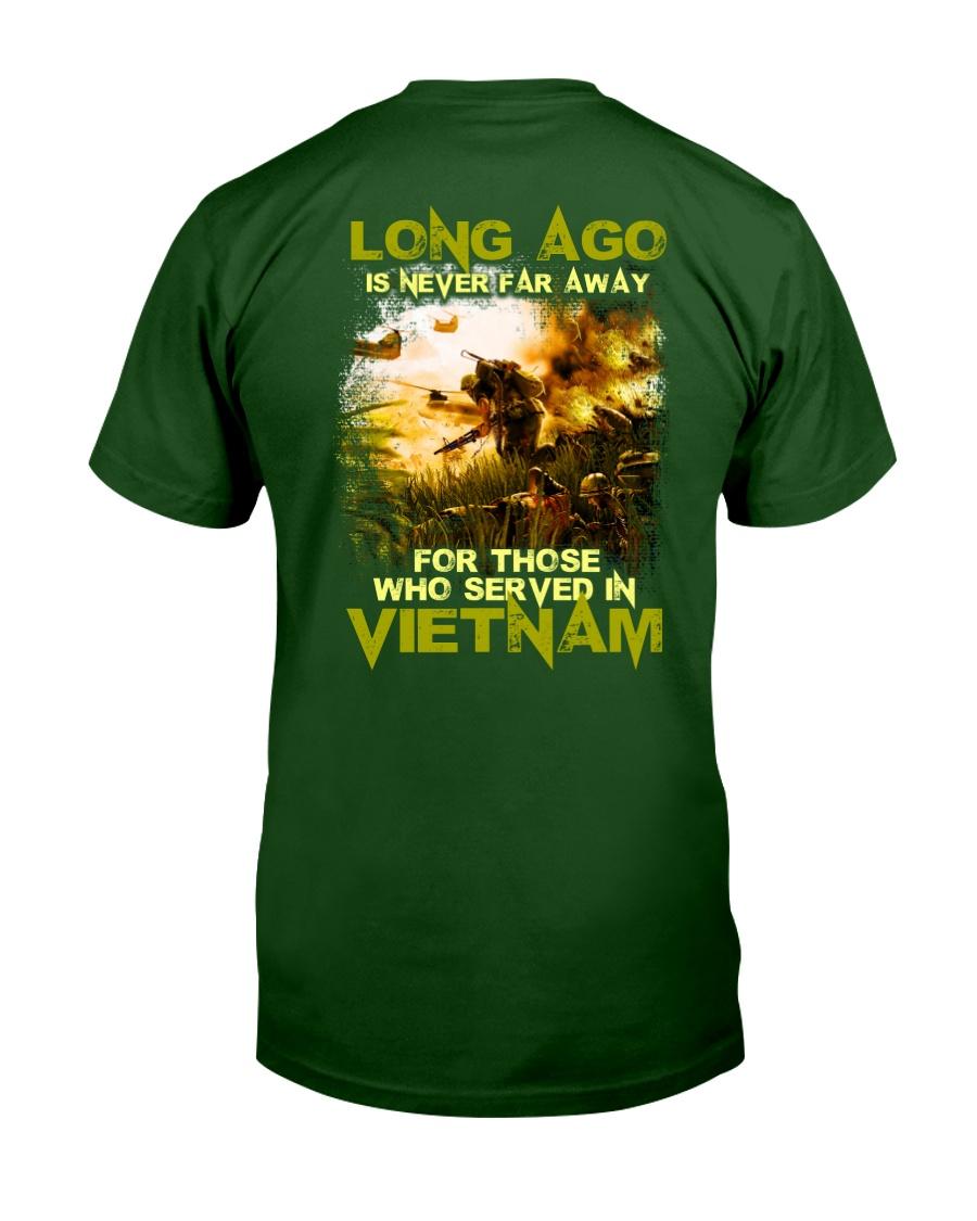 Long Ago Is Never Far Away Back Classic T-Shirt