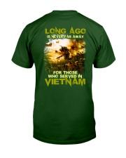 Long Ago Is Never Far Away Back Classic T-Shirt back