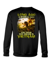 Long Ago Is Never Far Away Back Crewneck Sweatshirt thumbnail