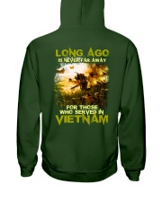 Long Ago Is Never Far Away Back Hooded Sweatshirt thumbnail