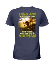 Long Ago Is Never Far Away Back Ladies T-Shirt thumbnail