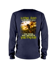 Long Ago Is Never Far Away Back Long Sleeve Tee thumbnail