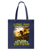Long Ago Is Never Far Away Back Tote Bag thumbnail