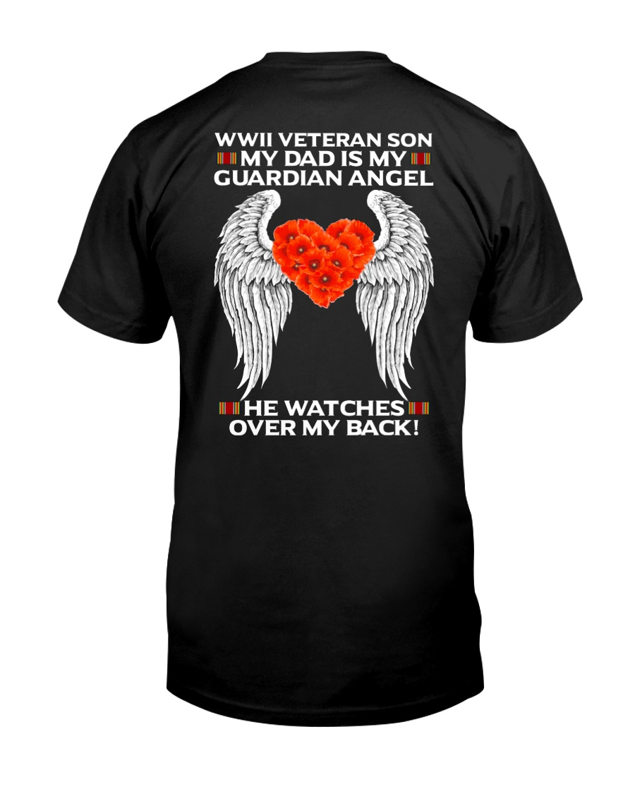 My Guardian Angel-Son Classic T-Shirt