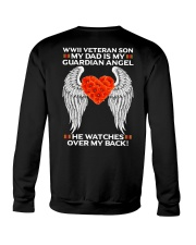 My Guardian Angel-Son Crewneck Sweatshirt thumbnail