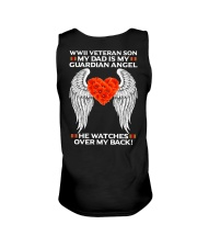 My Guardian Angel-Son Unisex Tank thumbnail