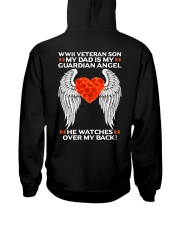 My Guardian Angel-Son Hooded Sweatshirt thumbnail