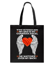 My Guardian Angel-Son Tote Bag thumbnail