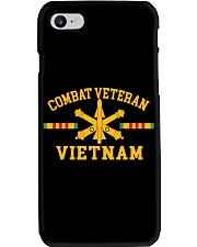 Combat Veteran Vietnam-Air Defense Artillery Phone Case thumbnail