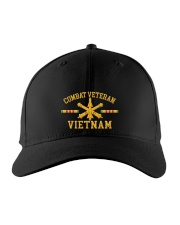 Combat Veteran Vietnam-Air Defense Artillery Embroidered Hat thumbnail