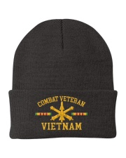 Combat Veteran Vietnam-Air Defense Artillery Knit Beanie thumbnail