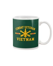 Combat Veteran Vietnam-Air Defense Artillery Mug thumbnail
