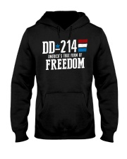 DD-214 Hooded Sweatshirt thumbnail