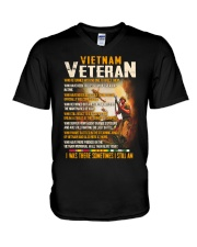 I Was There V-Neck T-Shirt thumbnail