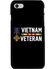 Vietnam Veteran- DFC Medal Phone Case thumbnail