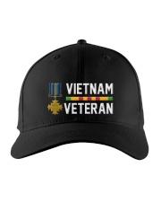 Vietnam Veteran- DFC Medal Embroidered Hat thumbnail