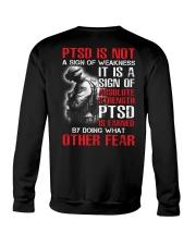 PTSD Crewneck Sweatshirt thumbnail