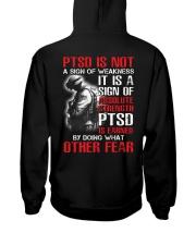 PTSD Hooded Sweatshirt thumbnail