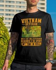 Heaven Classic T-Shirt lifestyle-mens-crewneck-front-8