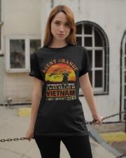 Agent Orange In Vietnam Front Classic T-Shirt apparel-classic-tshirt-lifestyle-19