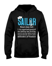 Sailor Hooded Sweatshirt thumbnail
