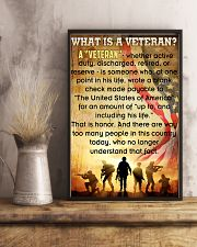 Veteran Poster 11x17 Poster lifestyle-poster-3