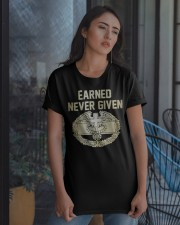 Earn-Not Given-CMB Classic T-Shirt apparel-classic-tshirt-lifestyle-08