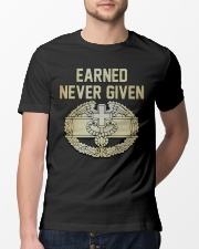 Earn-Not Given-CMB Classic T-Shirt lifestyle-mens-crewneck-front-13