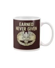Earn-Not Given-CMB Mug thumbnail