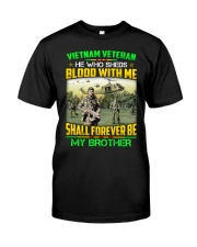 Forever Brother Classic T-Shirt front