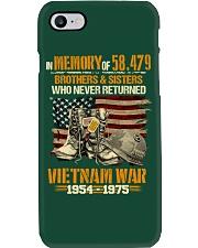 In Memory Phone Case thumbnail