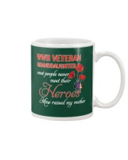 WWII Veteran Granddaughter Mug thumbnail