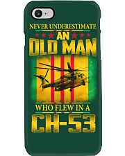 Old Man-CH53 Phone Case tile
