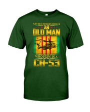 Old Man-CH53 Classic T-Shirt front