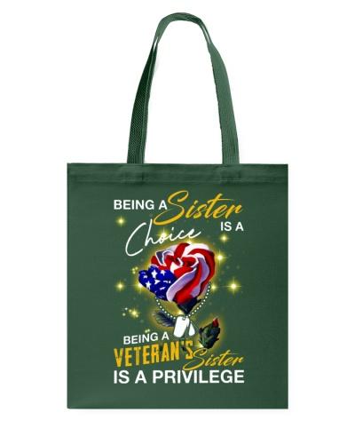 Veteran's Sister Privilege