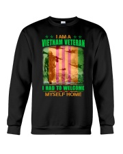 Welcome Crewneck Sweatshirt thumbnail