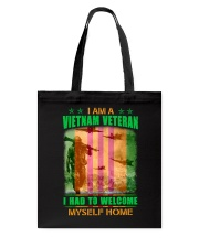 Welcome Tote Bag thumbnail
