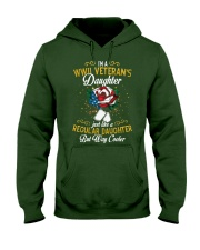 WWII Daughter Cooler Hooded Sweatshirt thumbnail