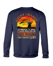 Agent Orange In Basic Training Crewneck Sweatshirt thumbnail