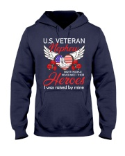 US Veteran Niece-Hero Hooded Sweatshirt thumbnail