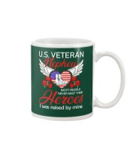 US Veteran Niece-Hero Mug thumbnail