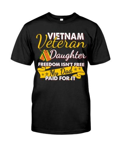 Vietnam Veteran Daughter-Freedom