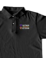 Vietnam Veteran-Purple Heart Classic Polo garment-embroidery-classicpolo-lifestyle-07