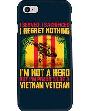 I Served-I Sacrificed-I Regret Nothing Phone Case thumbnail