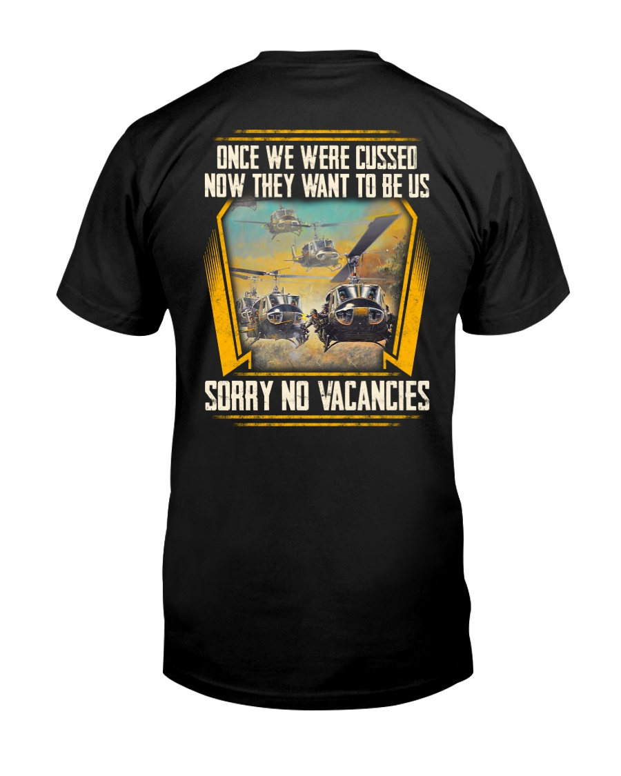 We were cussed Classic T-Shirt