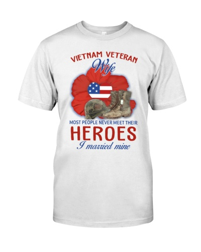 Hero Vietnam Veteran's Wife