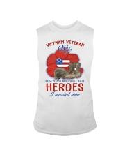 Hero Vietnam Veteran's Wife Sleeveless Tee thumbnail