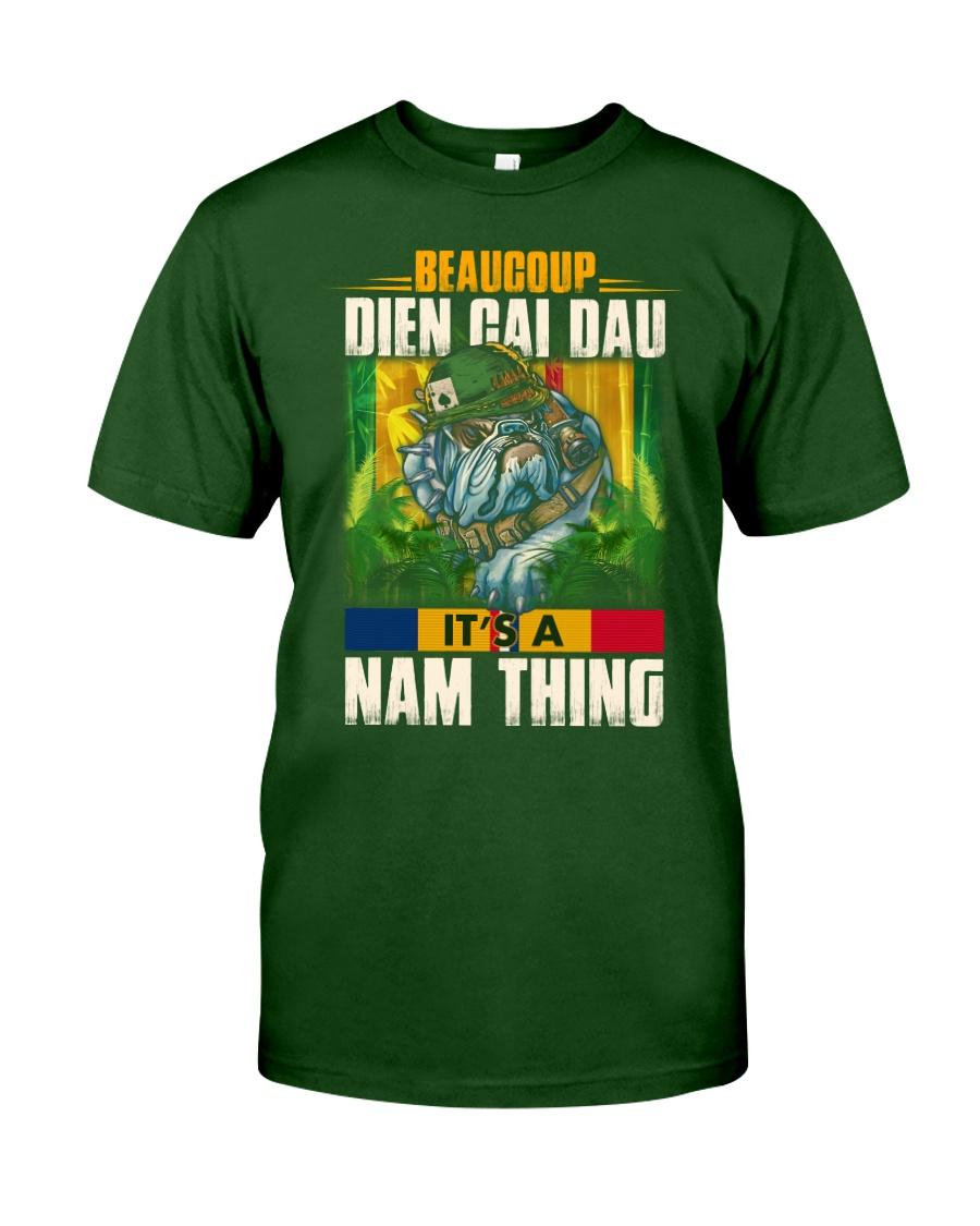 Beaucoup Dien Cai Dau Classic T-Shirt