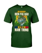 Beaucoup Dien Cai Dau Classic T-Shirt front